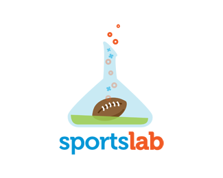 Sports Lab Logo Variant 3