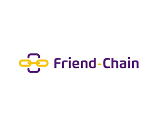 Friend Chain logo design