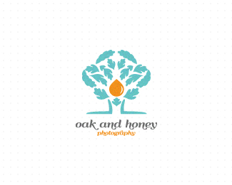 oak and honey