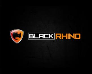 Logopond - Logo, Brand & Identity Inspiration (Black Rhino)