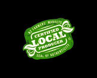 Locally Produced Seal