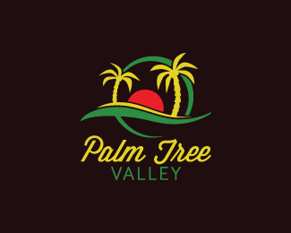 Palm Tree Valley