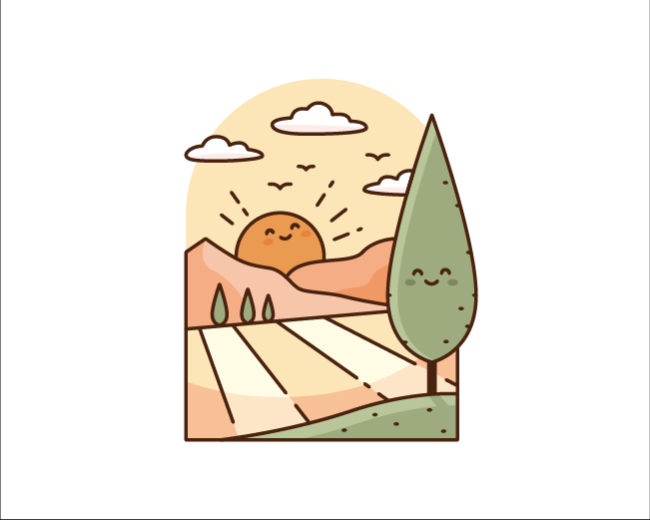 Cute Countryside