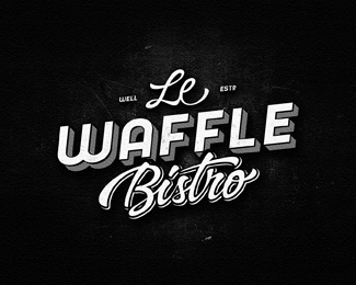 Le Waffle Bistro