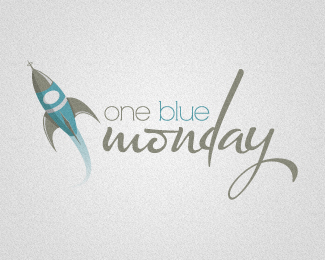 One Blue Monday