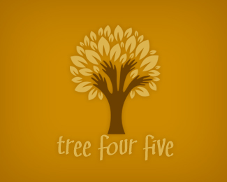 tree four five