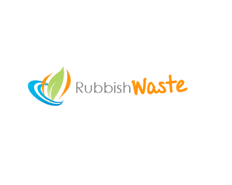 Rubbish Waste Logo