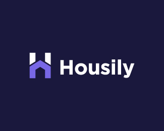 Housily Logo Design