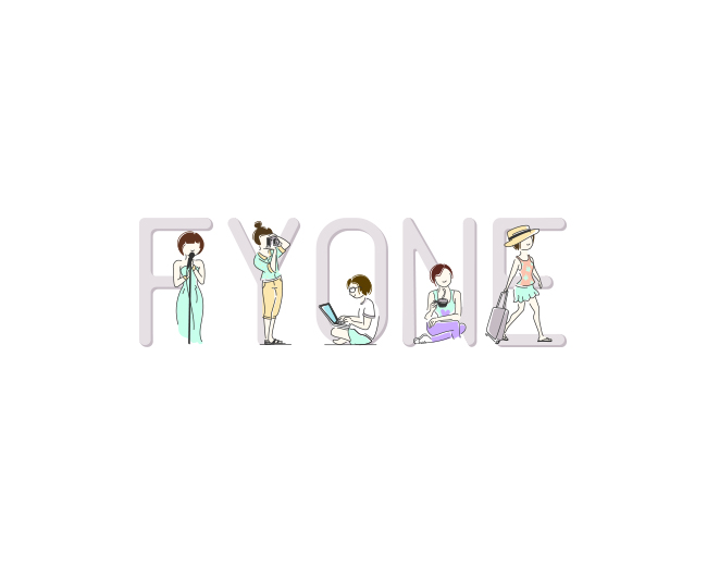 Fyone - Lifestyle illustration