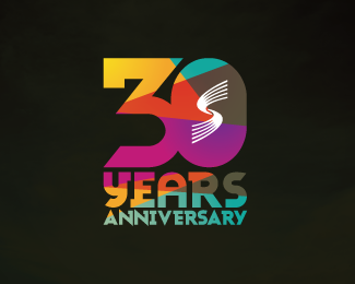 Logopond logo brand & identity inspiration sunway the 30th years