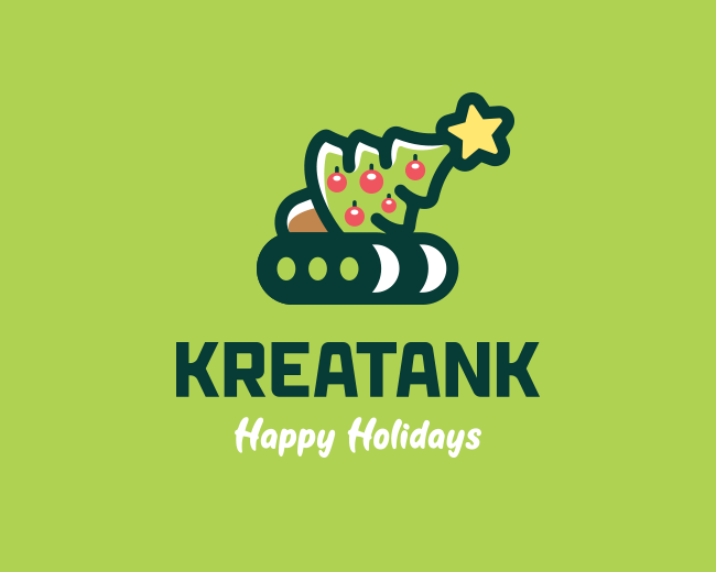 Kreatank Happy Holidays