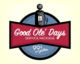 Good Ole' Days Service Package