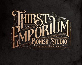 Thirst Emporium for Bonish Studio | Florida Keys