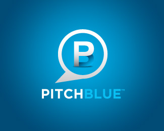 Pitch Blue Logo