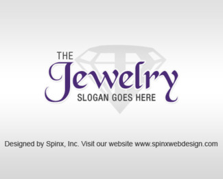 Most Specific High Quality Jewelry Shop Logo-Free