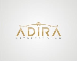logopond logo brand identity inspiration adira attorney law logo brand identity inspiration