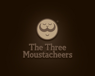 The Three Moustacheers