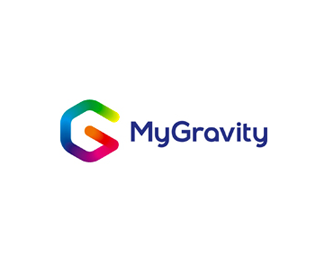 My Gravity logo design