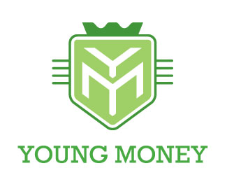 logopond logo brand amp identity inspiration young money