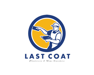 Last Coat Plasterers and Finishers Logo