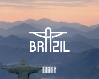 BRAZIL by Edoudesign 2019 ©