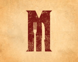 Maxey's Steakhouse M Logo