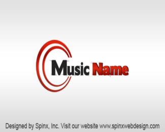 Get Attractive logo for your music shop at free