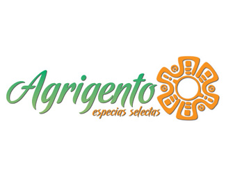 Isologotipo Agrigento