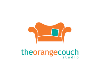 Orange Couch Photography