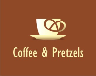 coffee pretzels