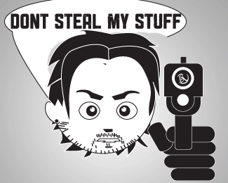 Dont Steal my Stuff