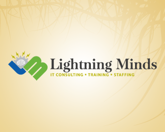 Lightning Minds Inc (Final Logo)