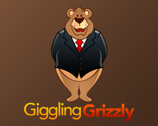 giggling grizzly