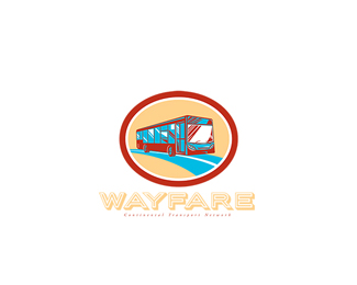 Wayfare Continental Transport Network Logo