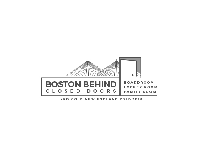 Boston Behind Closed Doors Logo
