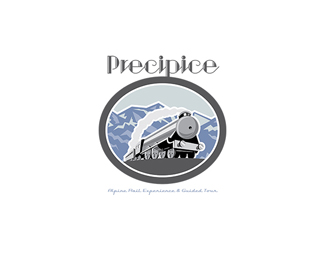 Precipice Alpine Rail Guided Tours Logo
