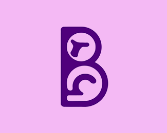 B for Baboon