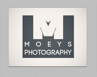 Moeys Photography Logo Redesign V.5