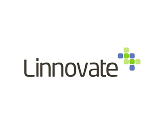 Linnovate logo design for web and mobile developer