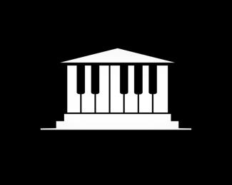 Academic Peion | Logopond Logo Brand Identity Inspiration Piano Academy
