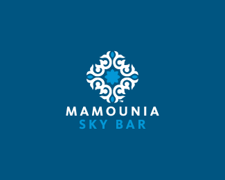 logopond logo brand identity inspiration mamounia sky bar