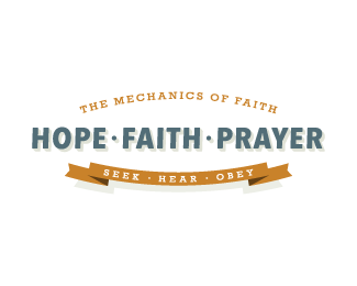 Hope • Faith • Prayer Logo