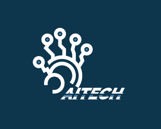 Hand Technology AITECH Logo