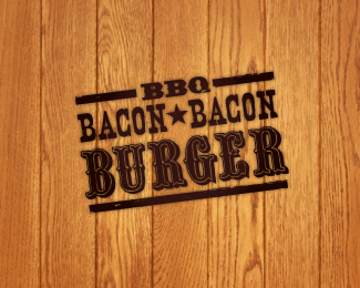 BBQ Bacon Bacon Burger