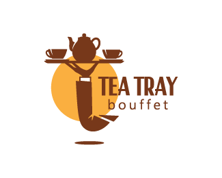 Tea Tray Bouffet