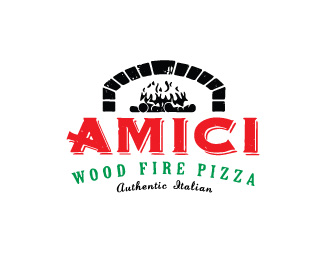Amici Wood Fire Pizza