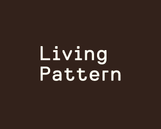Logo design for Living Pattern