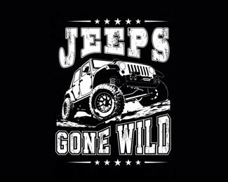 Logopond Logo Brand  Identity Inspiration Jeep Tshirt Print - Jeep t shirt design
