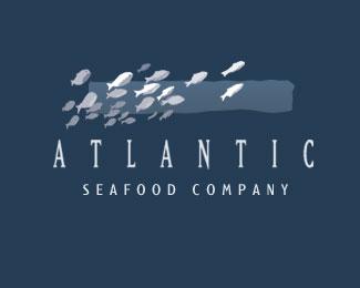 Logopond Logo Brand Identity Inspiration Atlantic