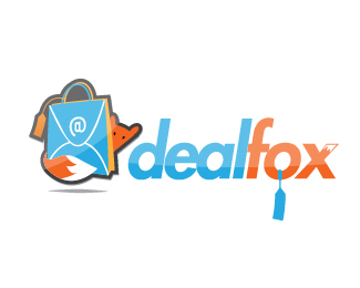 DealFox - Proposal Logo